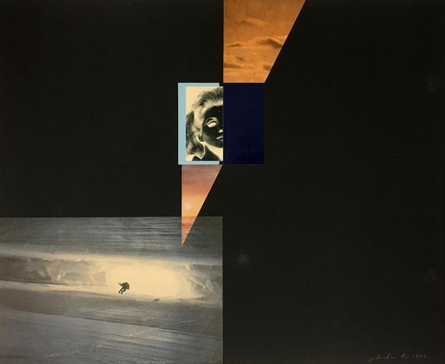 , 'schweben,' 1962, Christine König Galerie