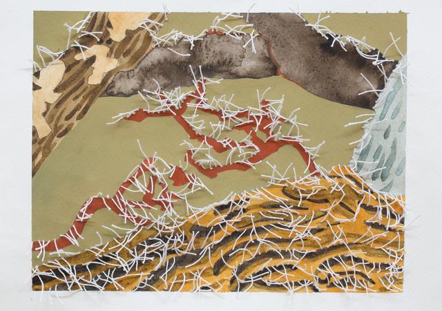 , 'Mycelia II,' 2018, Michael Warren Contemporary