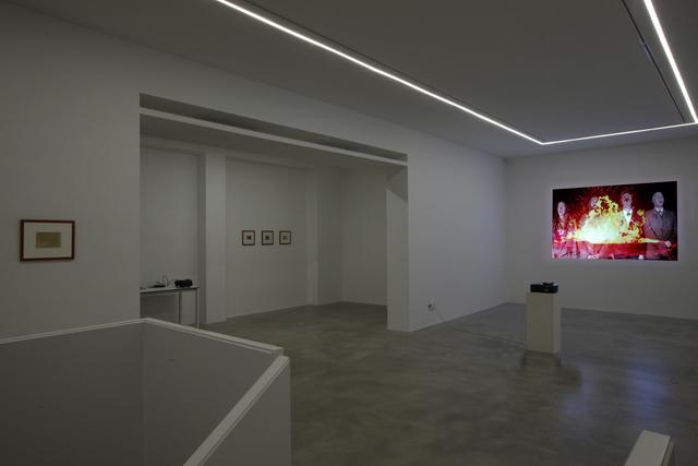 , 'Tony Oursler. Le volcan poetics tatto & UFO exhibition,' 2019, Dep Art Gallery