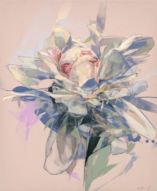 , 'White Peony ,' 2017, David Lusk Gallery