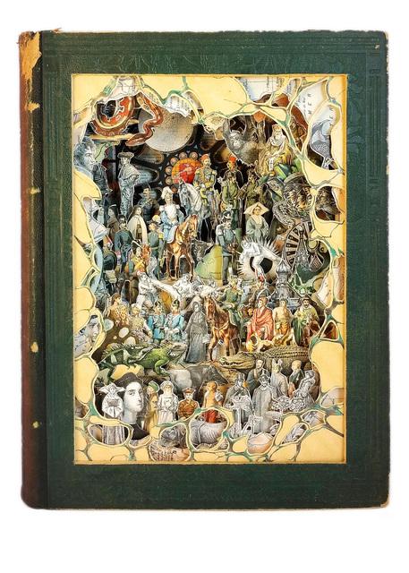 Alexander Korzer Robinson, 'Larousse Vol 4, 1906', 2017, Victor Lope Arte Contemporaneo