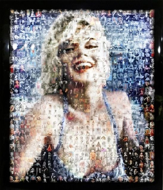 ", '""Marilyn on the Beach"",' , The La Jolla Gallery"