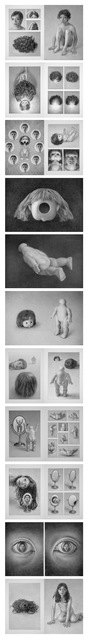 , 'Baby Doll and Me,' 2012, SNOW Contemporary