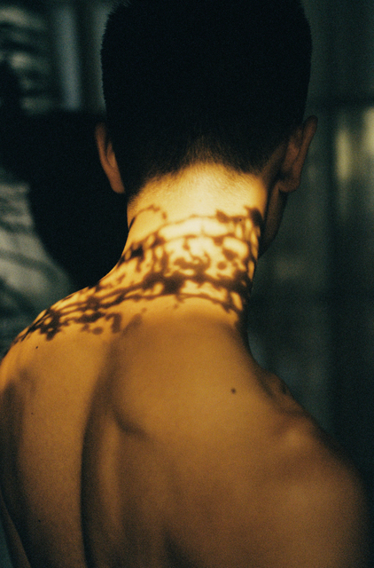 , 'Light Has Scar,' 2015, Solonia Art Center
