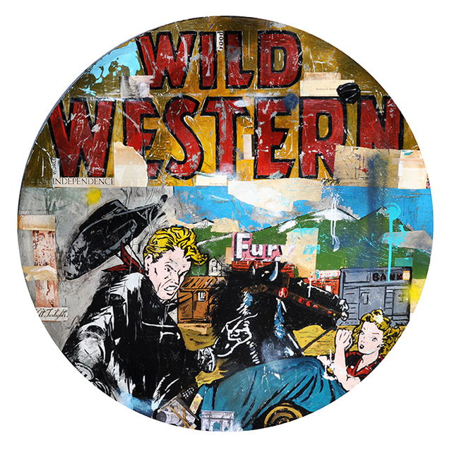 Greg Miller, 'Wild Western',  , JoAnne Artman Gallery