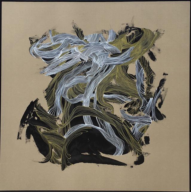 , 'Unwound,' ca. 2016, Samuel Lynne Galleries