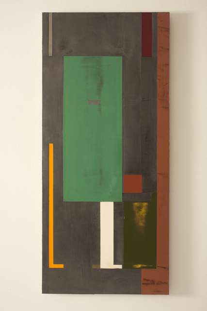 , 'Mexiking (East Below)  ,' 2006-2012, C. Grimaldis Gallery