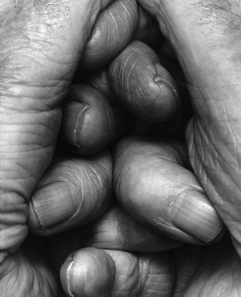 , 'Interlocking Fingers, No. 18,' 2000, JHB Gallery