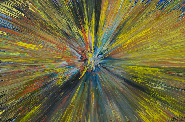 , 'The Mystique,' 2013, Elysium Gallery