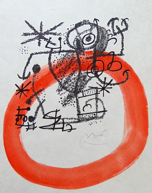 , ' Fourth Composition from Essences of the Earth /  Les Essències de la Terra,' 1970, Gilden's Art Gallery