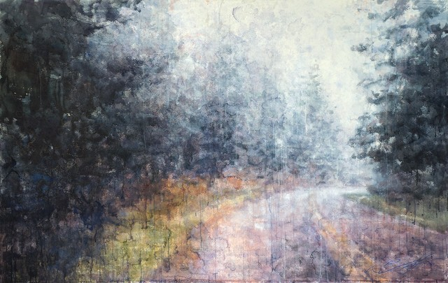 , 'Blue Ridge,' , Villa del Arte Galleries