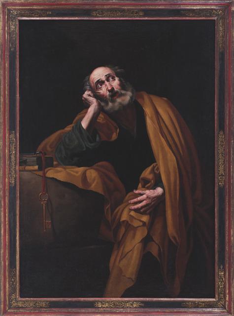 , 'San Pedro,' ca. 1599, Morton Subastas