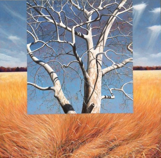 , 'Beech Tree,' , Greg Thompson Fine Art