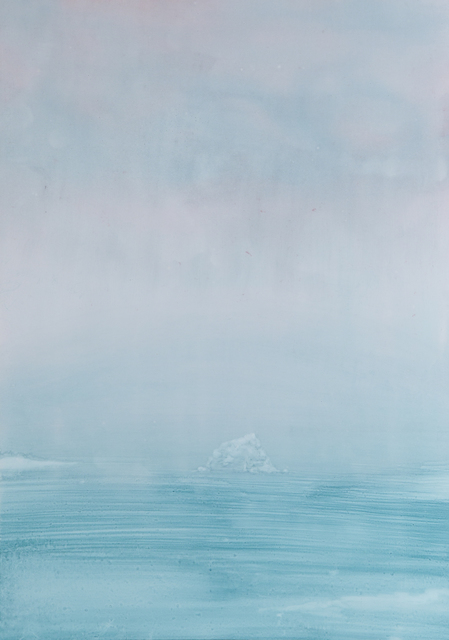 , 'Isle Study II,' 2015, Barnard