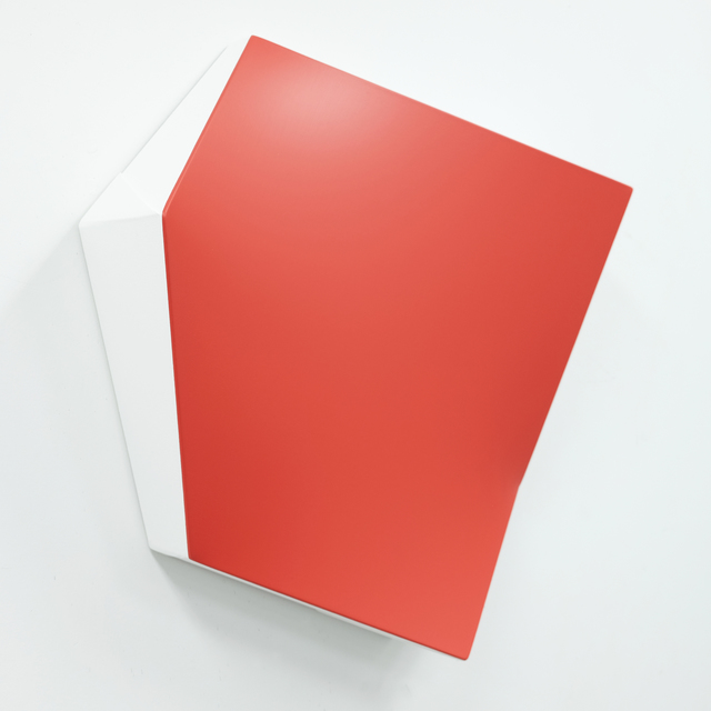 , 'Red Rouge - Torqued Series,' 2019, ARTITLEDcontemporary