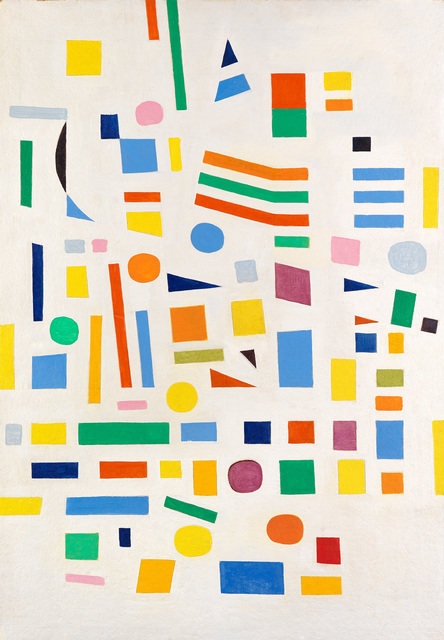 , 'Composition 1967.9/VII,' 1967, Whitford Fine Art
