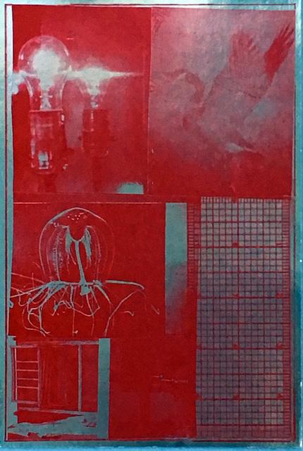 Robert Rauschenberg, 'Robert Rauschenberg at Leo Castelli ', 1977, Lot 180
