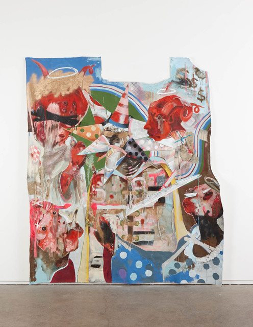 , 'Initiarion,' 2014, Jack Bell Gallery