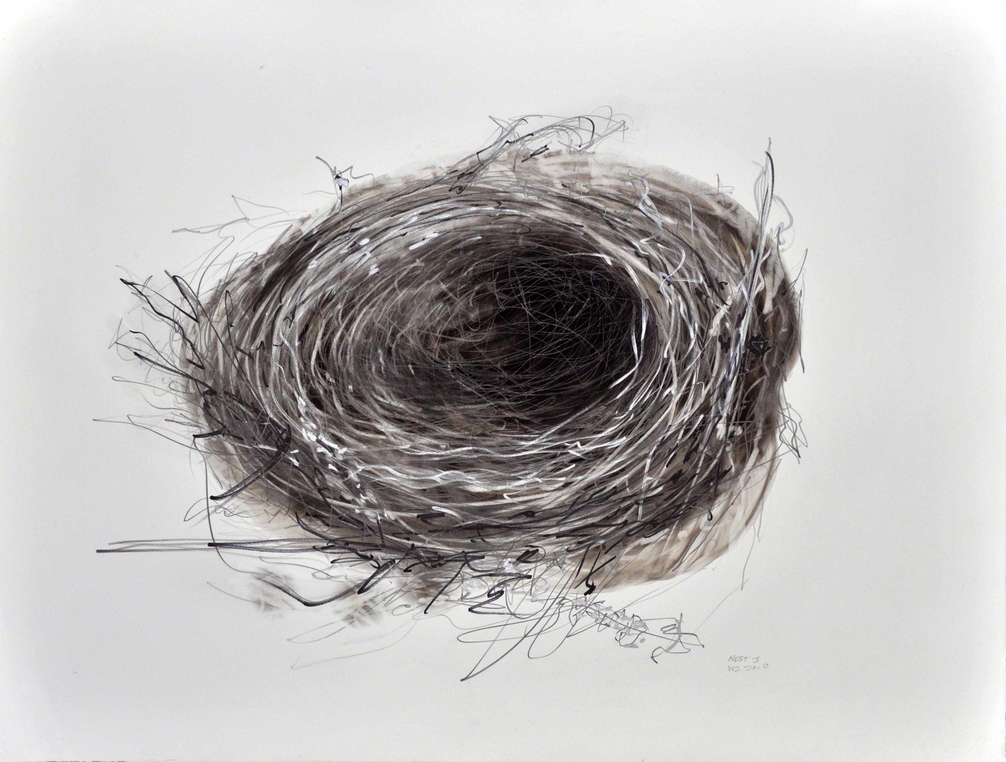 , 'Nest,' 2010, Elisa Contemporary