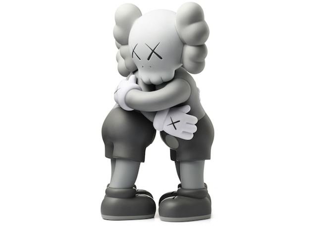 KAWS, 'Together (Grey)', 2018, Sculpture, Dope! Gallery