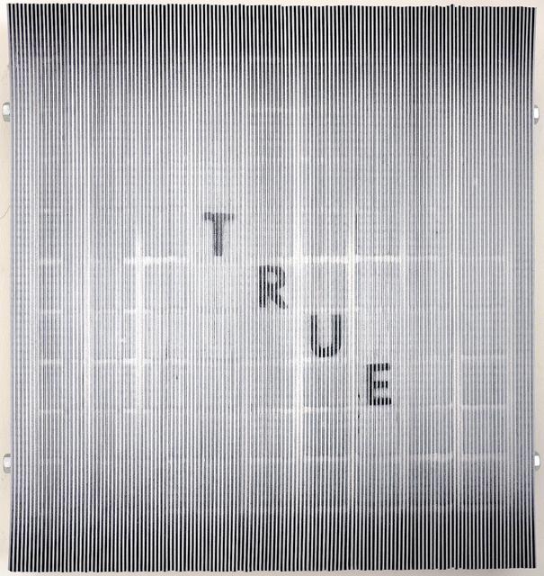 , 'Surrogat true,' 2018, Galerie Gans