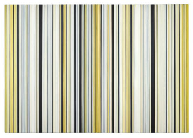 , 'Stripes Nr. 93 + 94,' 2016, Leslie Feely