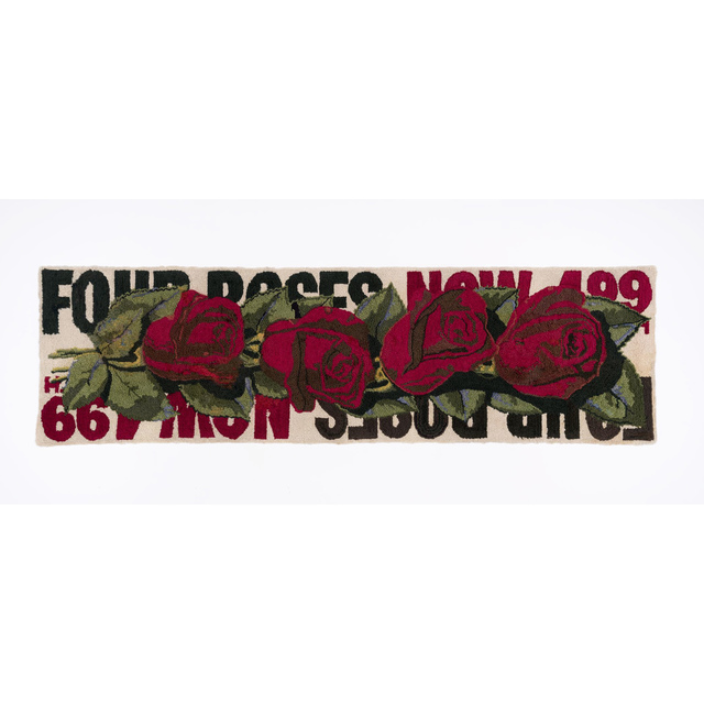 , 'Four Roses,' 1964, Allan Stone Projects