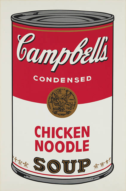 Andy Warhol, 'Chicken Noodle, from Campbell's Soup I', 1968, Zeit Contemporary Art