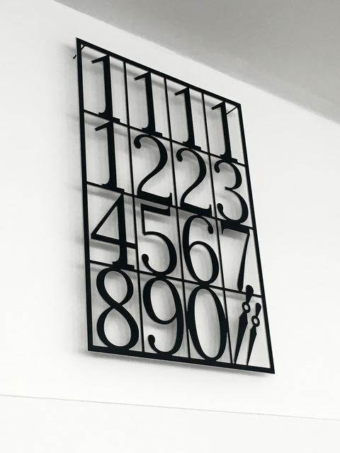 Markus Hofer, 'Elements of Time', 2018, Sculpture, Painted aluminium, LKFF