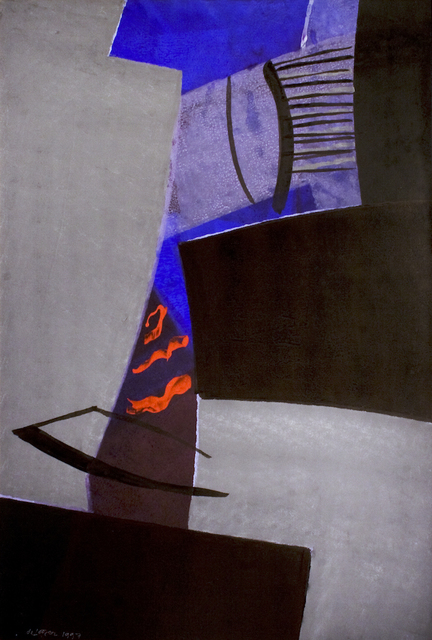 , 'Untitled ,' 1997, Atrium Gallery