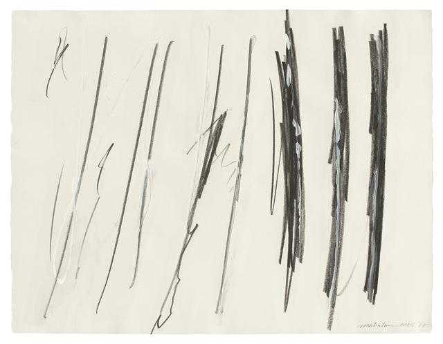 , 'untitled,' 1987, Japan Art - Galerie Friedrich Mueller