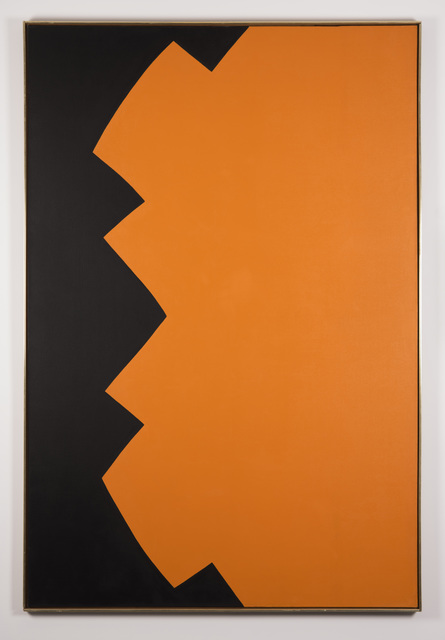 , 'Correspondence Black Yellow,' 1963, Juan Carlos Maldonado Art Collection