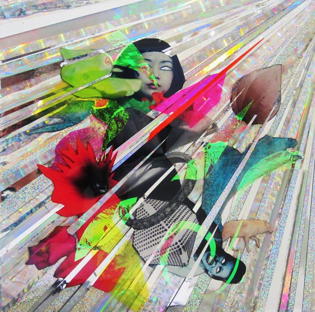 , 'Dispersion - William Defoe,' 2014, Bruno David Gallery & Bruno David Projects