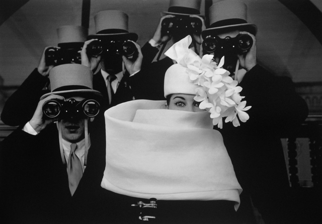 , 'Givenchy Hat B,' 1958, Holden Luntz Gallery