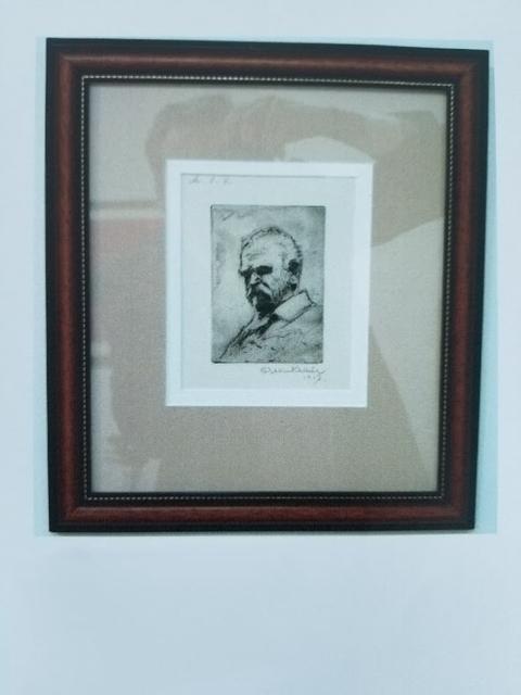 Akseli Gallen-Kallela, 'Kultainen Matti', 1917, Tranter-Sinni Gallery