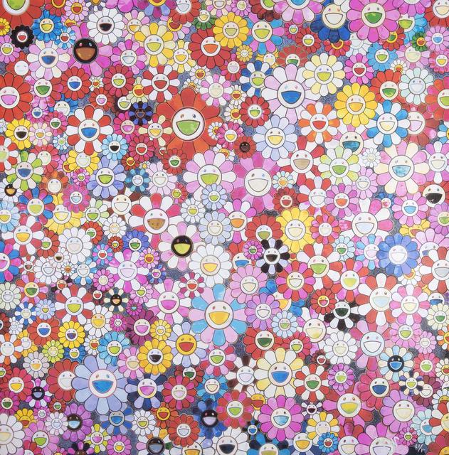 Takashi Murakami, 'Shangri-La Pink', 2012, Julien's Auctions