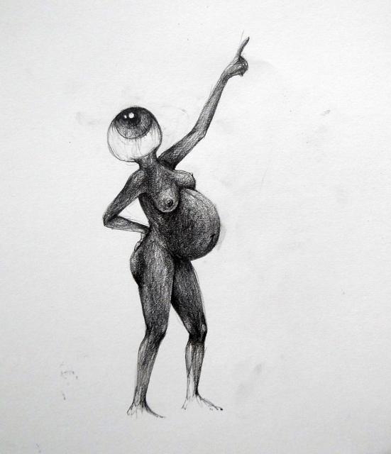 ", '""She Summons an Army"", Untitled 14,' 2018, Sapar Contemporary"