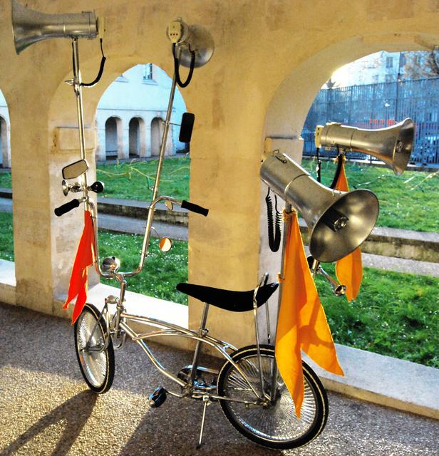 , 'Protest Bike,' 2016, Laveronica Arte Contemporanea