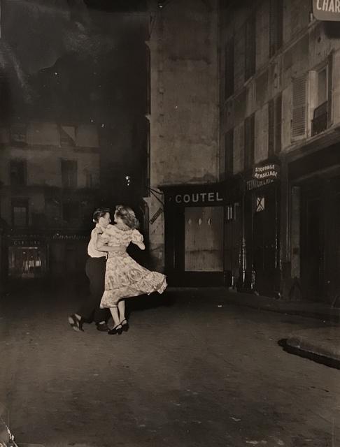 Robert Doisneau, 'La dernière valse du 14 juillet, 1949', 1949, Grob Gallery