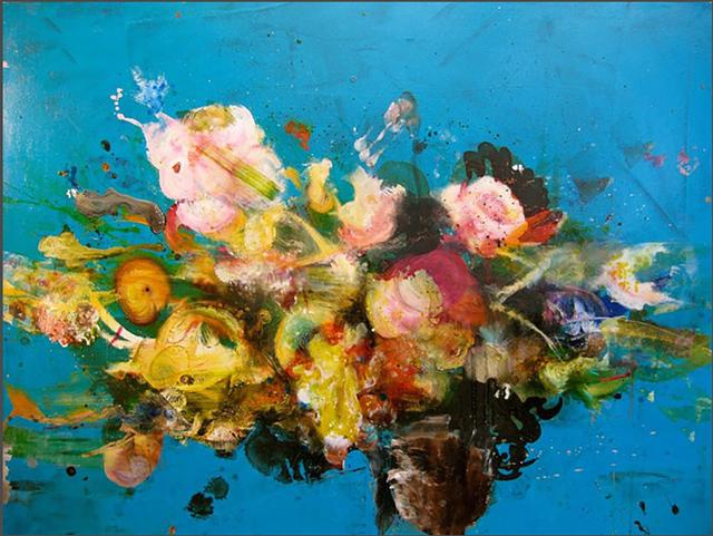 , 'Bouquet (Rosey),' 2011, Sloan Fine Art