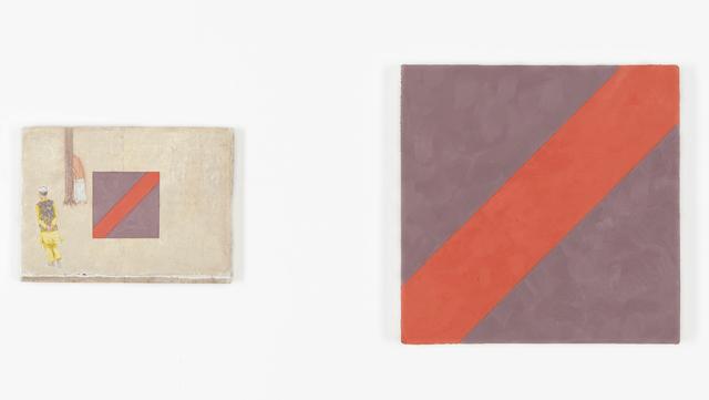, 'Untitled (Yamgun 1),' 2014, Galerie Peter Kilchmann