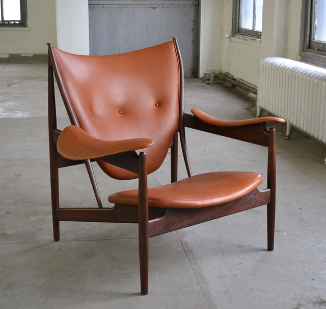 Finn Juhl, 'Chieftain Chair,' ca. 1949, Hostler Burrows