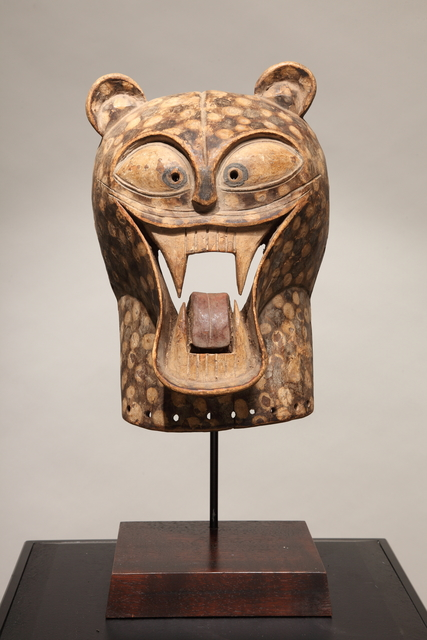 , 'Congolese Luba Mask,' Early 20th Century, Bill Lowe Gallery