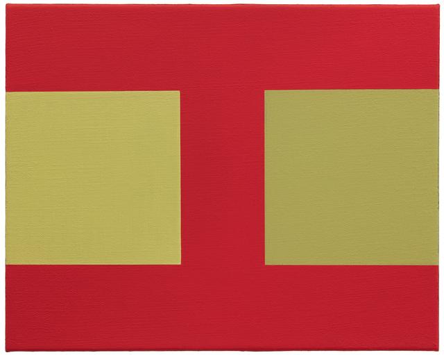 , 'Basics on Composition D (Red Scorpion/Hühnerstall),' 2019, Galerie nächst St. Stephan Rosemarie Schwarzwälder