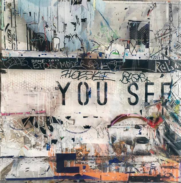 , 'You See,' 2017, Kahn Gallery