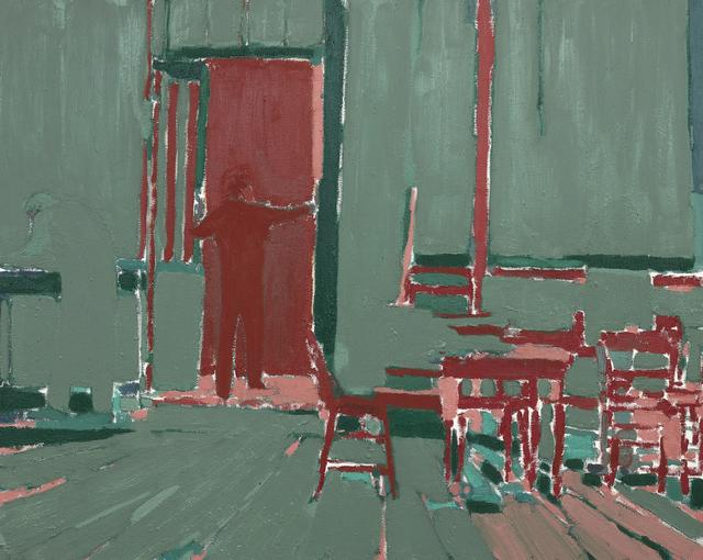 , 'Teatro #17,' 2016, Johannes Vogt Gallery