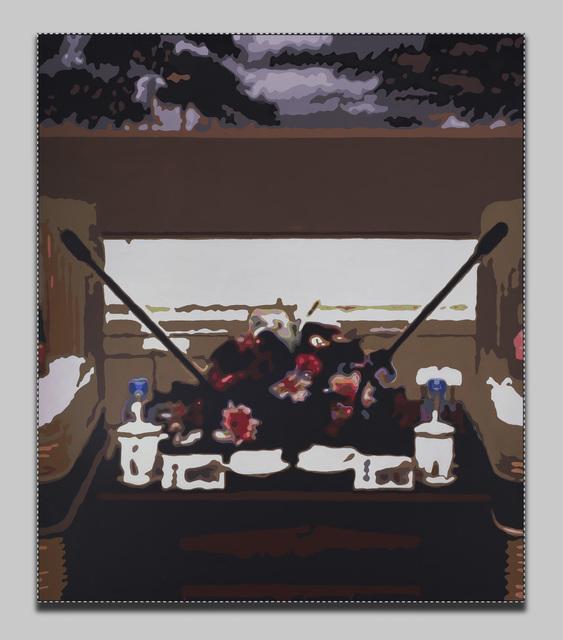 , 'Surveillance and Panorama #32,' 2018, Tang Contemporary Art