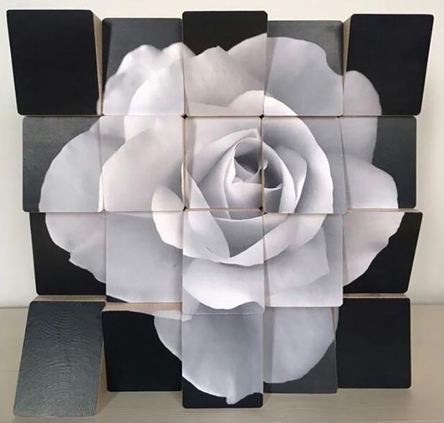 , 'Rose,' 2018, Flat Space Art