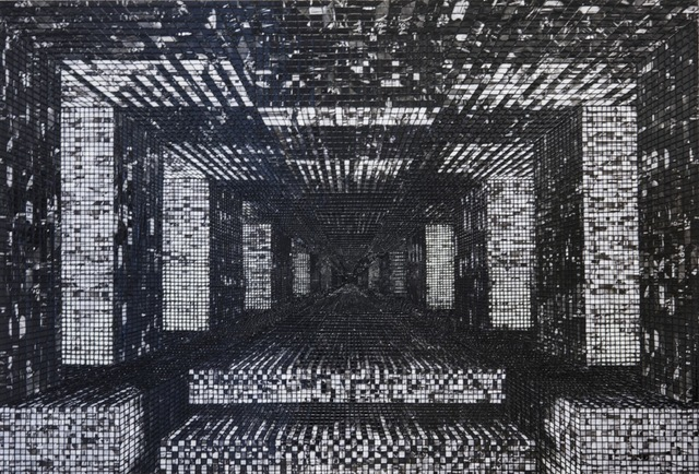 , 'Simetrik Varlıklar / Simetric Beings,' 2014, Kare Art Gallery