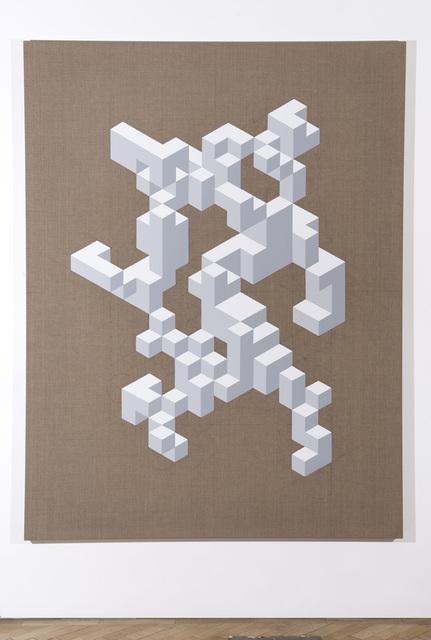 , 'Isometric / OMS 645,' 2017, Vigo Gallery